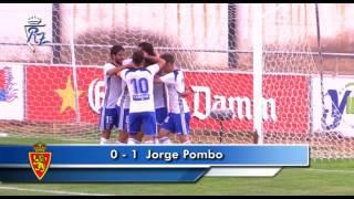 Video Gol Pertandingan Real Zaragoza vs Levante