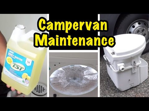 how-to-maintenance-a-campervan-|-vanlife-tips
