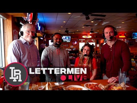 Lettermen Live: Luke Fickell reaction, XFL expectations after Week One