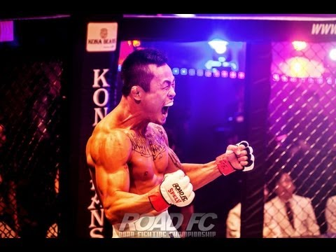 ROAD FC 011 FEATHER WEIGHT SUPER FIGHT