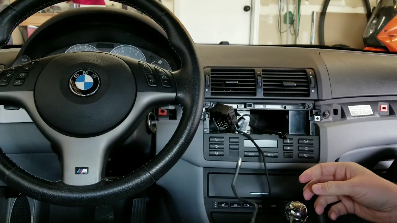 Bmw E46 Aux Input Installation Pdf Cable And X6 Wiring Diagrams Library