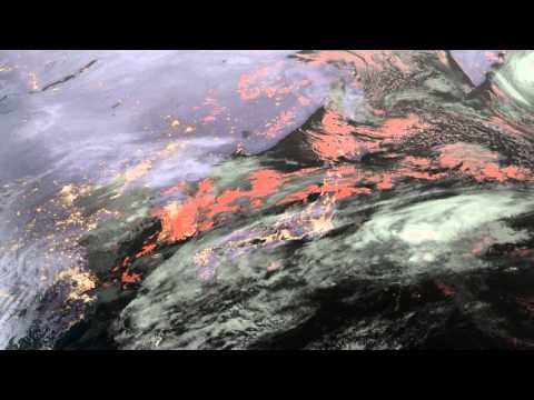 Earth From Space - Nov 22, 2015: Japan, Korea, Beijing & Shanghai