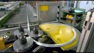 Алюминиевые колеса для велосипедов(Как это работает? (how it's made?), 2012-03-18T15:00:02.000Z)