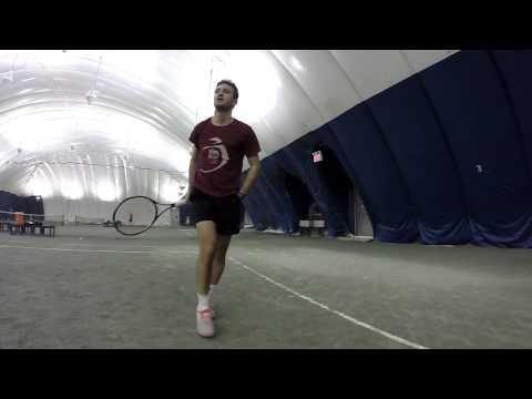 GoPro Tennis Video - National Tennis Center - New York