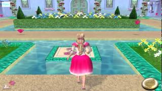 ИГРА 12 Танцующих принцесс Барби на русском языке Прохождение игры 2015 года Серия 5
