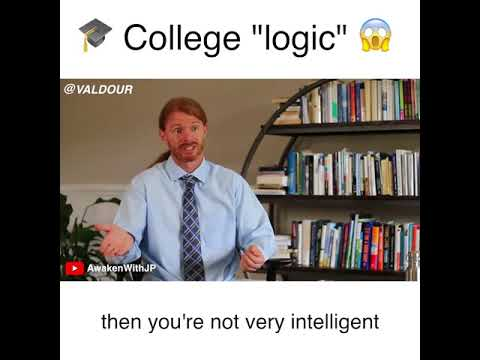 College Logic - By JP Spears