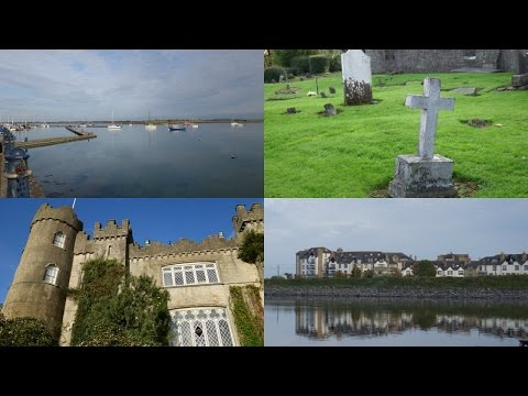 MALAHIDE (Dublin) || Travel video