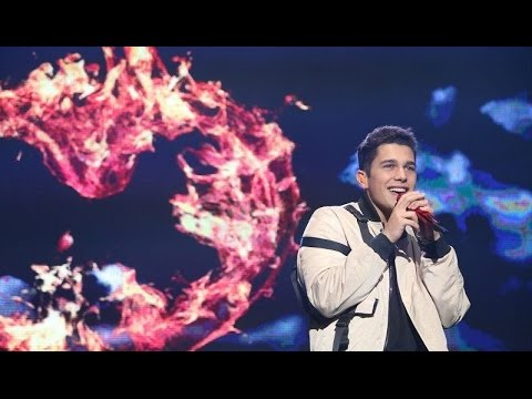 Austin Mahone - Live In Tokyo Full Show - PopSpring 2017 - March 25, 2017