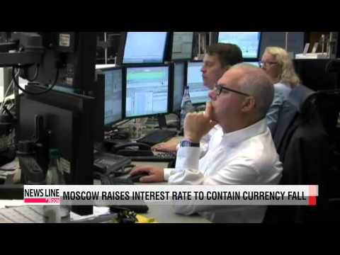 Ukraine jitters: Global financial markets stumble