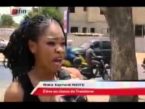 Reprise des Cours au Sénégal -  L'Incontournable - 08 Mai 2012