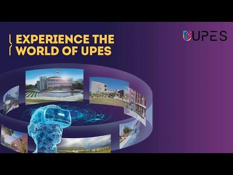 UPES Campus    Virtual Tour