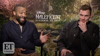 Chiwetel Ejiofor, Ed Skrein & More Talk 'Maleficent: Mistress Of Evil'