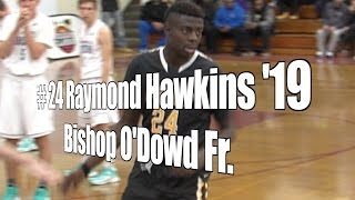 Raymond Hawkins '19, Bishop O'Dowd Freshman at 2015 UA Holiday Classic