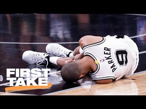 Stephen A. Disappointed In Tony Parker