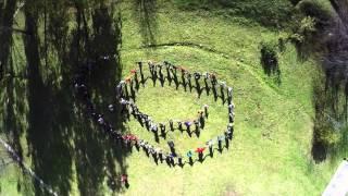 Видео с праздника посадки деревьев в посёлке Вяземские сады(, 2015-10-21T10:55:29.000Z)