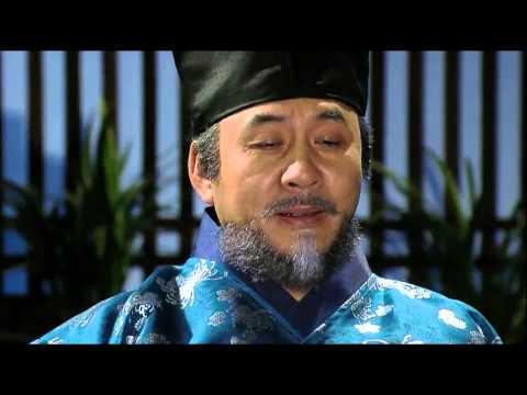 HIT 정도전-유동근, 결국 박영규 편에 섰다 20140301