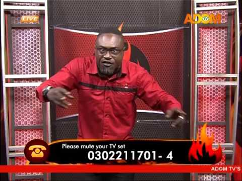 Commentary Position - Fire 4 Fire on Adom TV (16-8-16)