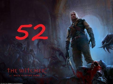 The Witcher Прохождение Серия 52 (Нейтралитет)