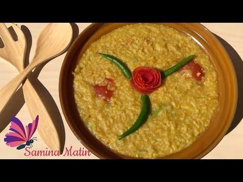 ল্যাটকা খিচুড়ি/নরম খিচুড়ি ॥ Latka Khichuri/Norom Khichuri ॥ Bangla Khichuri Recipe