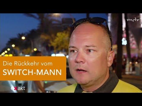 Der SWITCH-MANN ist wieder da!
