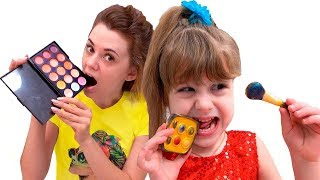 Kids video stories. Collection