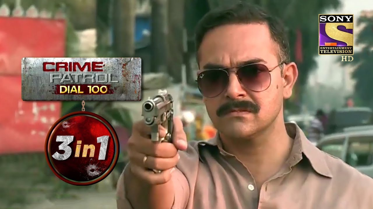 Crime Patrol Dial 100 | Episodes 47, 49 And 50 | 3 In 1 Webisodes