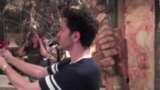 Andy Grammer - 2012 Tour Diary - AG Tour Crew helps Sell Out Minnesota!!