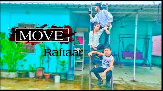 Gambar cover MOVE | RAFTAAR || Mr. Nair || Saurabh Lokhande ||