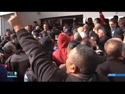 Jornal turco-cipriota atacado por apoiantes de Erdogan