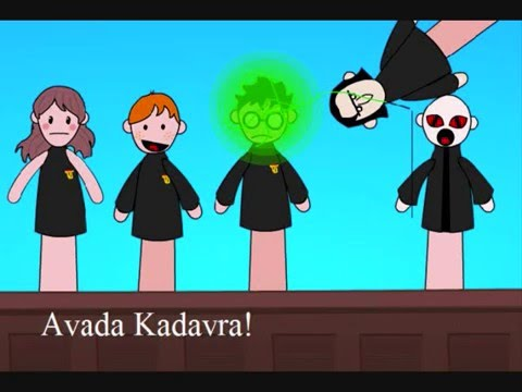 Potter Puppet Pals And The Totally Weird Invasion!