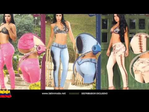 Jeans Colombianos Cheviotto en Latinmoda.net (Colección Octubre 2013)