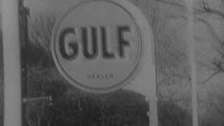 1964 - CLASSIC TV COMMERCIAL - GULF OIL