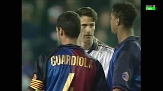 Barcelona - Real M. La Liga-1998/99 (3-0)