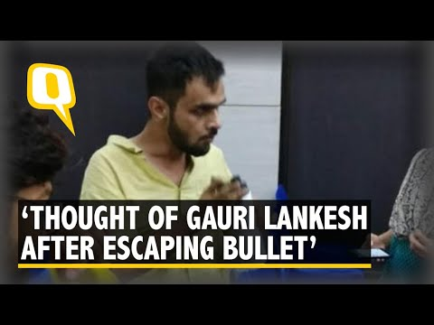 Umar Khalid Attack: Police Recovers Weapon, Registers FIR