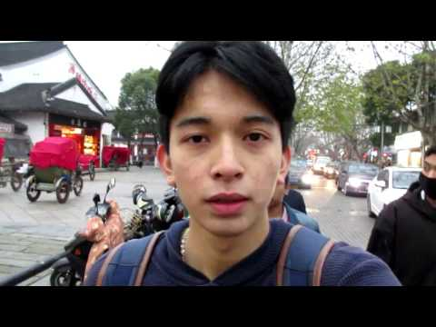 Suzhou China Travel Vlog #Vlog1