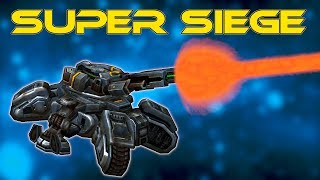 INFINITE Siege! (SC2 Arcade - Direct Strike) - Starcraft 2[40]
