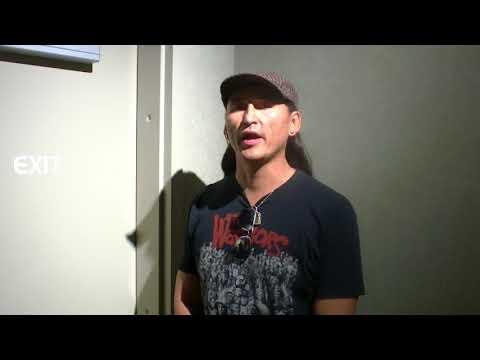 Gene Brave Rock Exclusive Interview