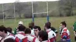 Bagarre rugby sauveterre st jean de marsacq