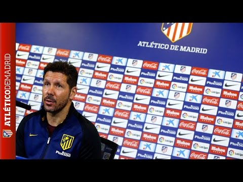 "#ATMFLASH | Simeone: ""El Sevilla está siendo muy competitivo"" 