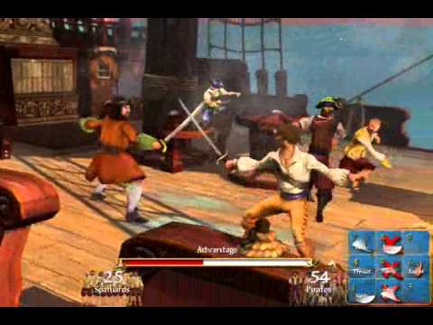 Games you should have played - Sid Meier's Pirates!  