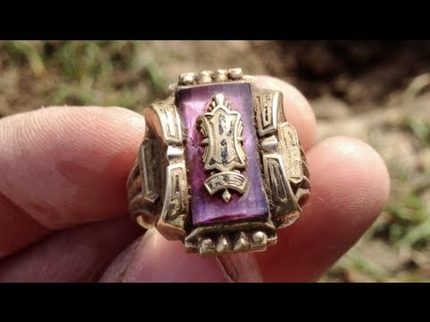 Thumbnail: 50 year old lost ring returned to original owner