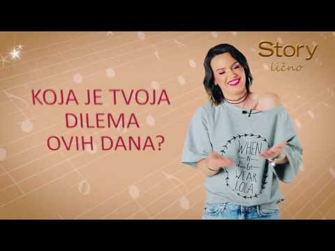 Story lično - Ana Bebić : Udaću se u odelu (VIDEO)