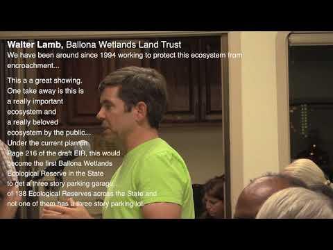 Walter Lamb's Testimony BWER HEARING 11.8.17