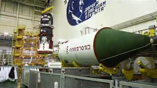 Запуск «Прогресса МС 13» с Байконура перенесли