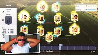 FIFA 17 - THE GOD SQUAD!