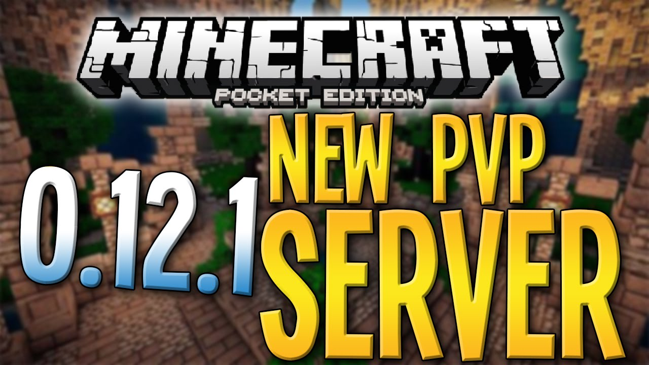 how to make a minecraft pe server 0.12.1 ios