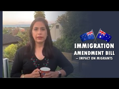 Immigration Amendment Bill – Impact on Migrants