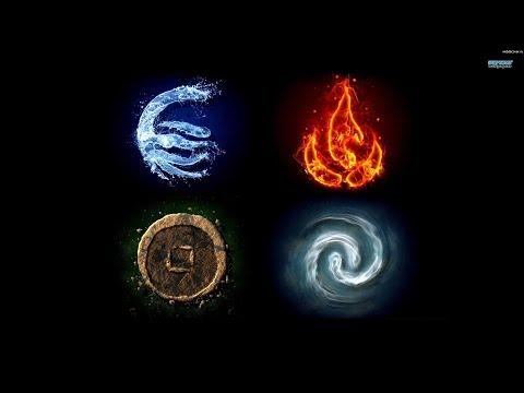 Четыре стихии в астрологии. Лекция