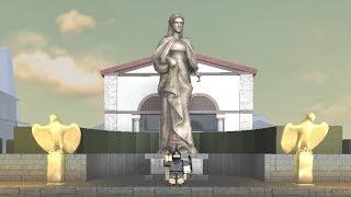AVE ROMA! Tour of the Roman City of Belgica. | ROBLOX | Roman Belgica.