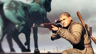 Sniper Elite V2 Remastered - Movie - Full Game + DLC Missions / Full HD